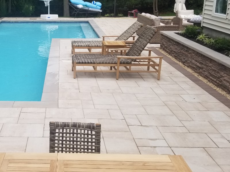 cambridge ledgestone xl smooth pavers sandstone lite