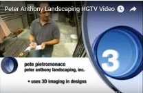 Peter Anthony Landscaping HGTV