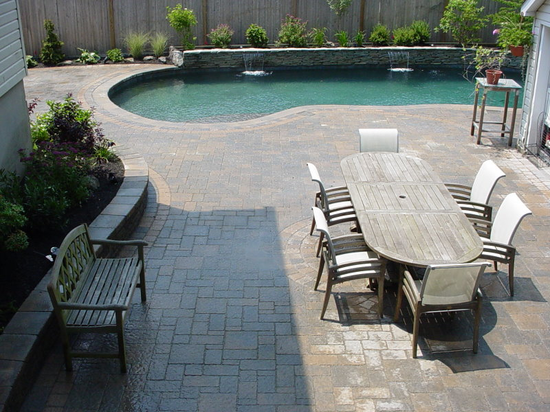 Patios & Multi-Level Patios | Peter Anthony Landscaping Patios ...