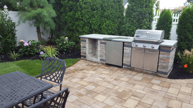 Outdoor Kitchens Bars Installed Peter Anthony